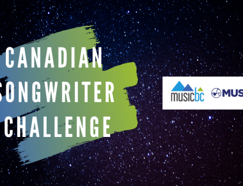 Apply Now! Music PEI's Canadian Songwriter Challenge 2020