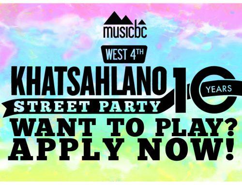 Calling All Artist For Khatsahlano