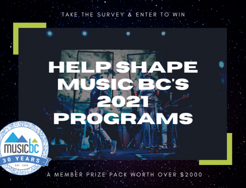 Take the Annual Member Survey & Win!